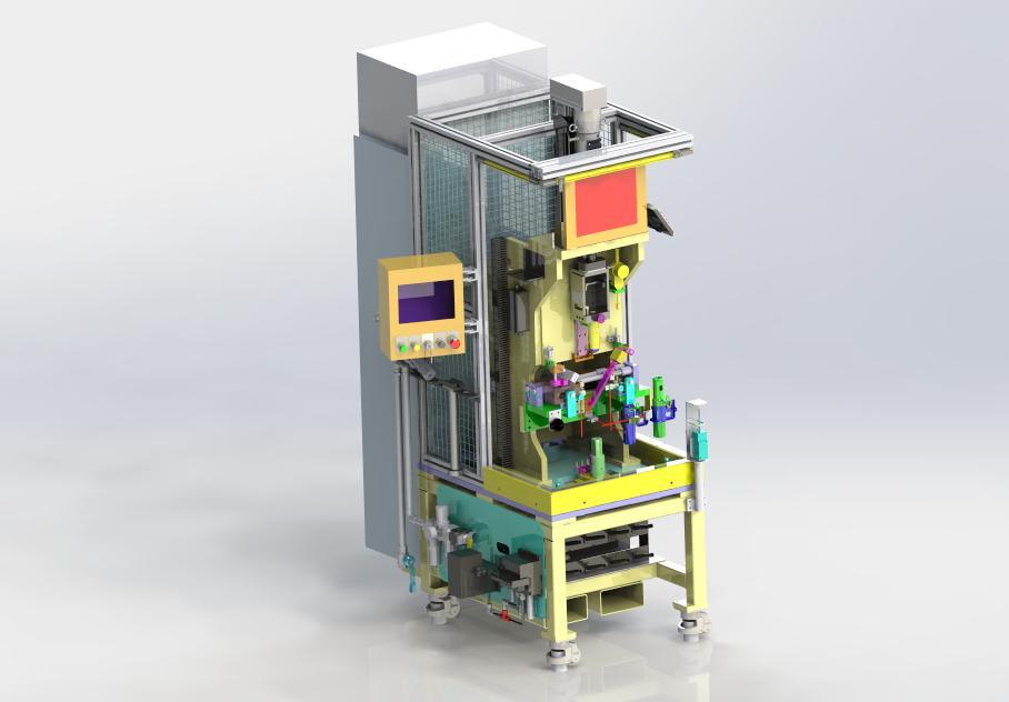 【中南】其它设备-转向器轴承压装机