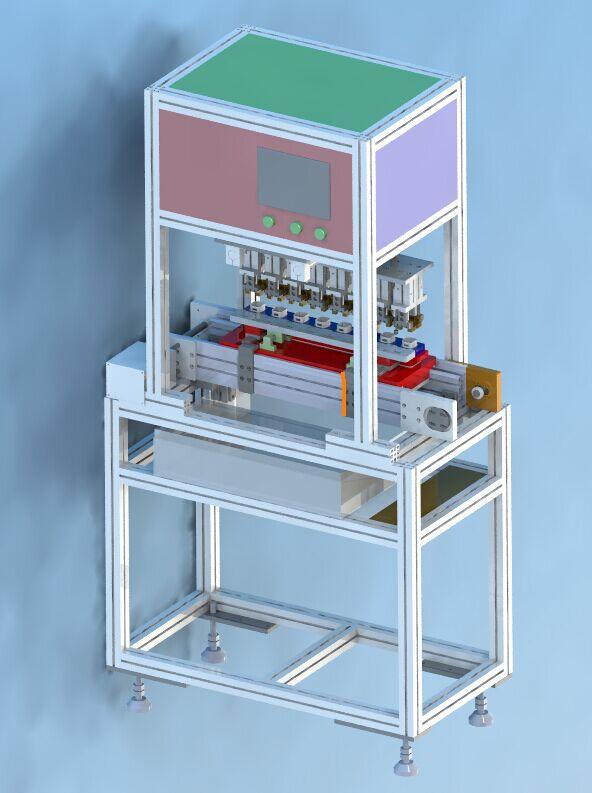 【中南】电子产品制造设备-充电器插头检测机
