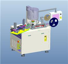 【中南】包装设备-全自动编带机(电感编带测试分选一体机)