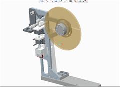 【鸿达】包装机械-平管上料编带包装机