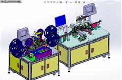 【鸿达】包装机械-FFC自动CCD检测双侧包装机SW设计