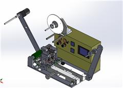 【鸿达】包装机械-非标自动化包装机设计模型