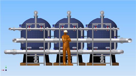 水净化系统_水净化系统3D模型下载_三维模型_STEP模型 - 制造云 | 产品模型