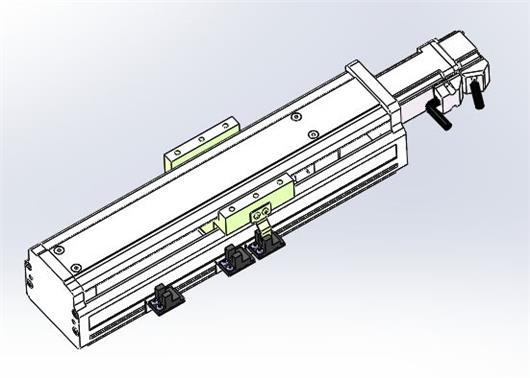 MT75BS-L200 直线模组 滑台 数控平台 直角坐标机器人 桁架机械手