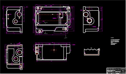 碳刷的作用_C615车床进给箱加工工艺及其镗孔设计图纸下载_工程图纸_CAD图纸 ...